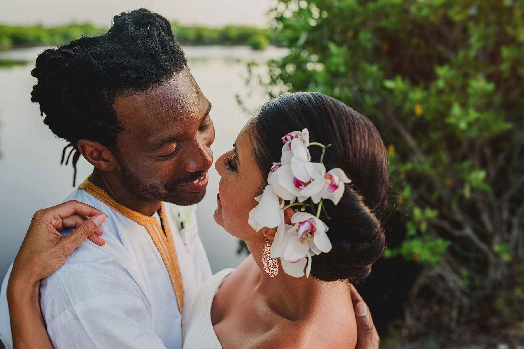 mayan wedding in riviera maya