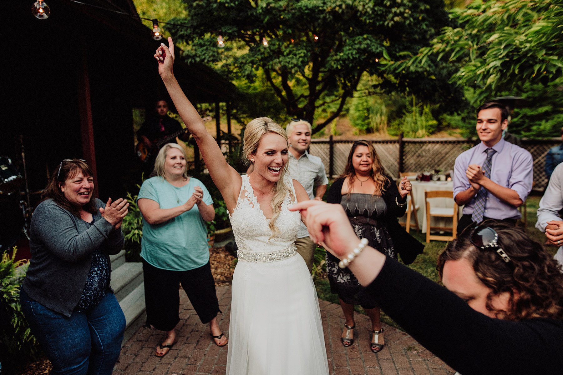arcata wedding