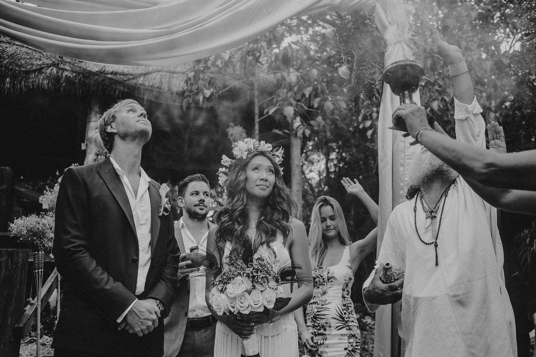 intimate wedding riviera maya