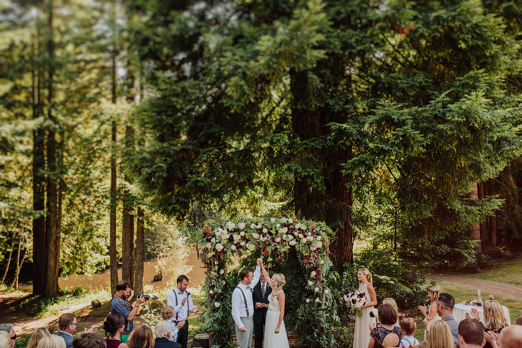 rustic wedding aldergrove gardens