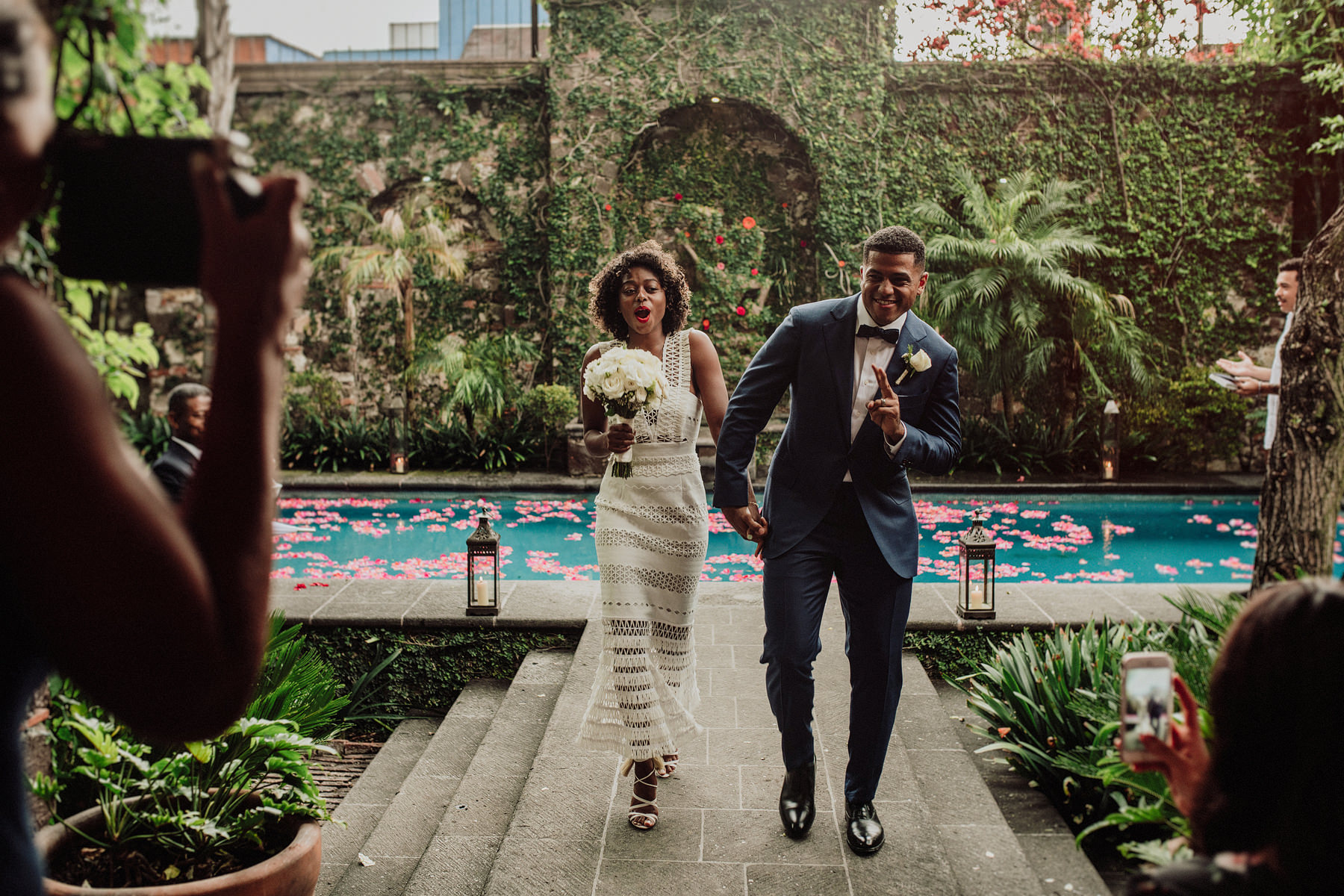 Colorful San Miguel De Allende Wedding