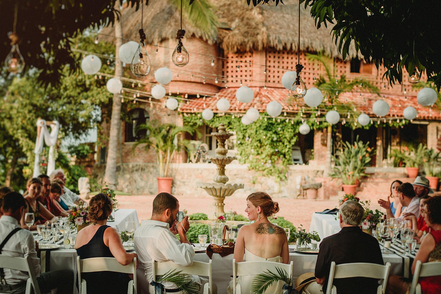 intimate wedding villa amor
