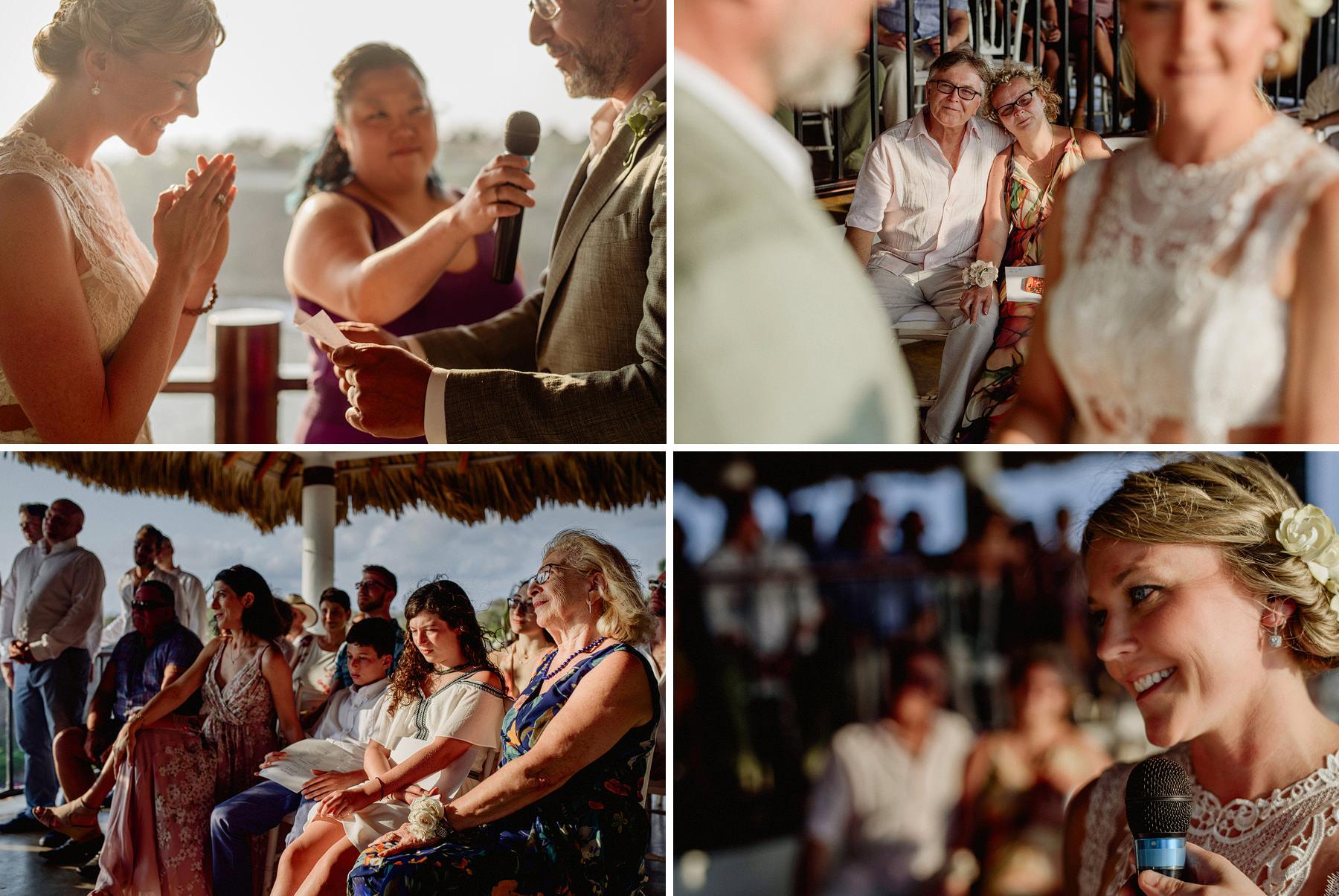 exciting destination wedding in puerto escondido
