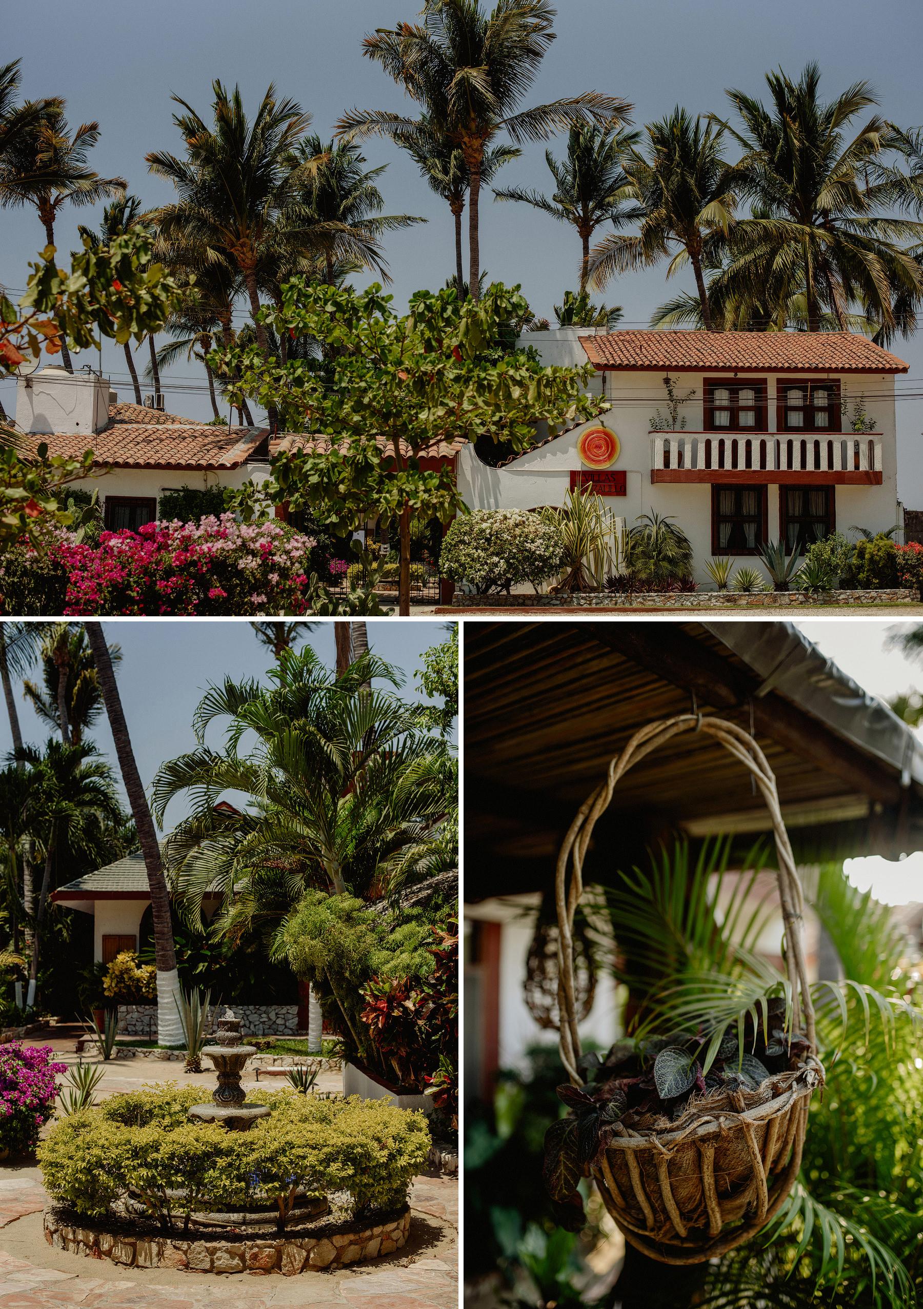 exciting destination wedding in villas carrizalillo puerto escondido