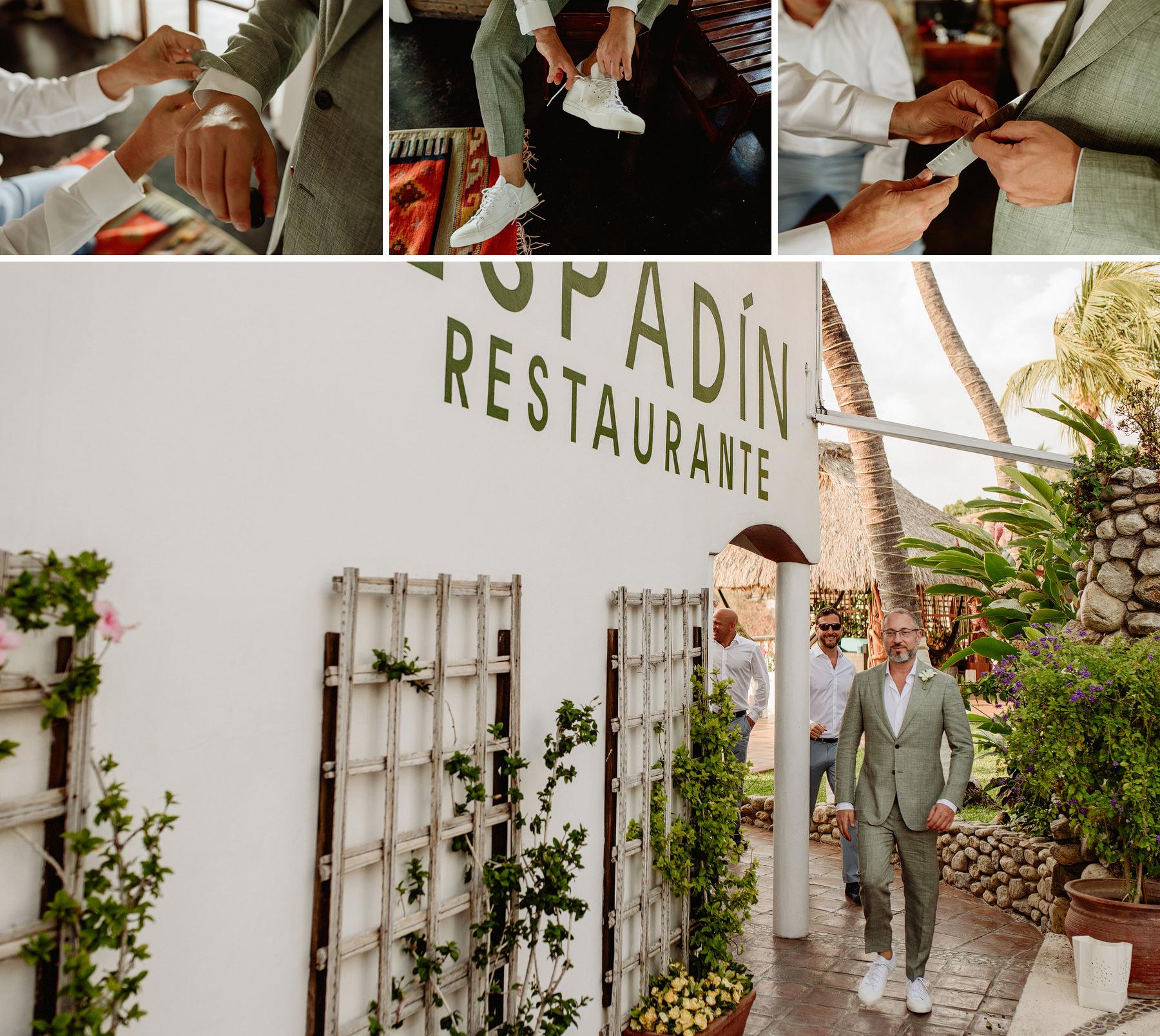 exciting wedding in villas carrizalillo puerto escondido