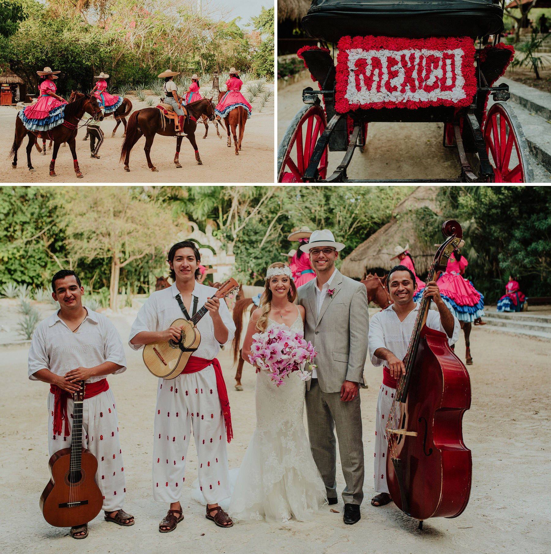 destination wedding in xcaret riviera maya