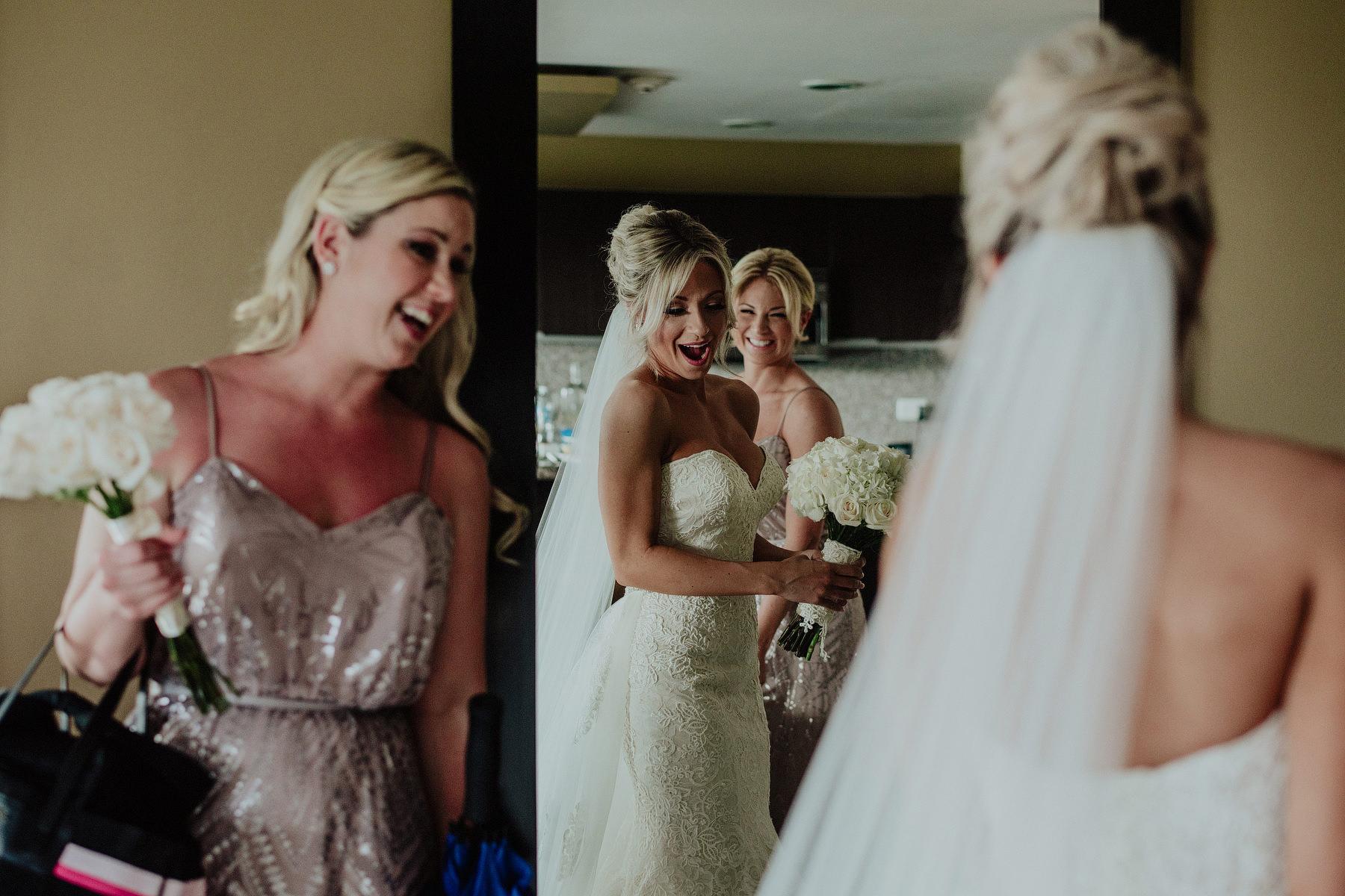 playa del carmen wedding in azul fives