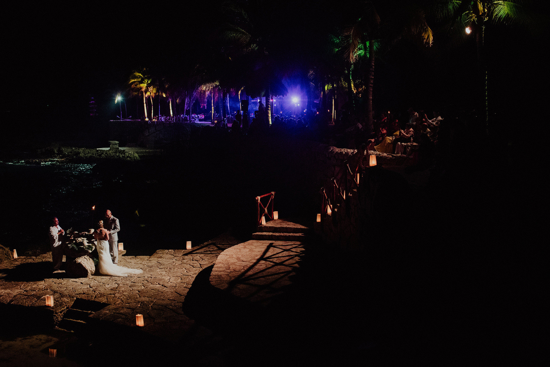 wedding in xcaret