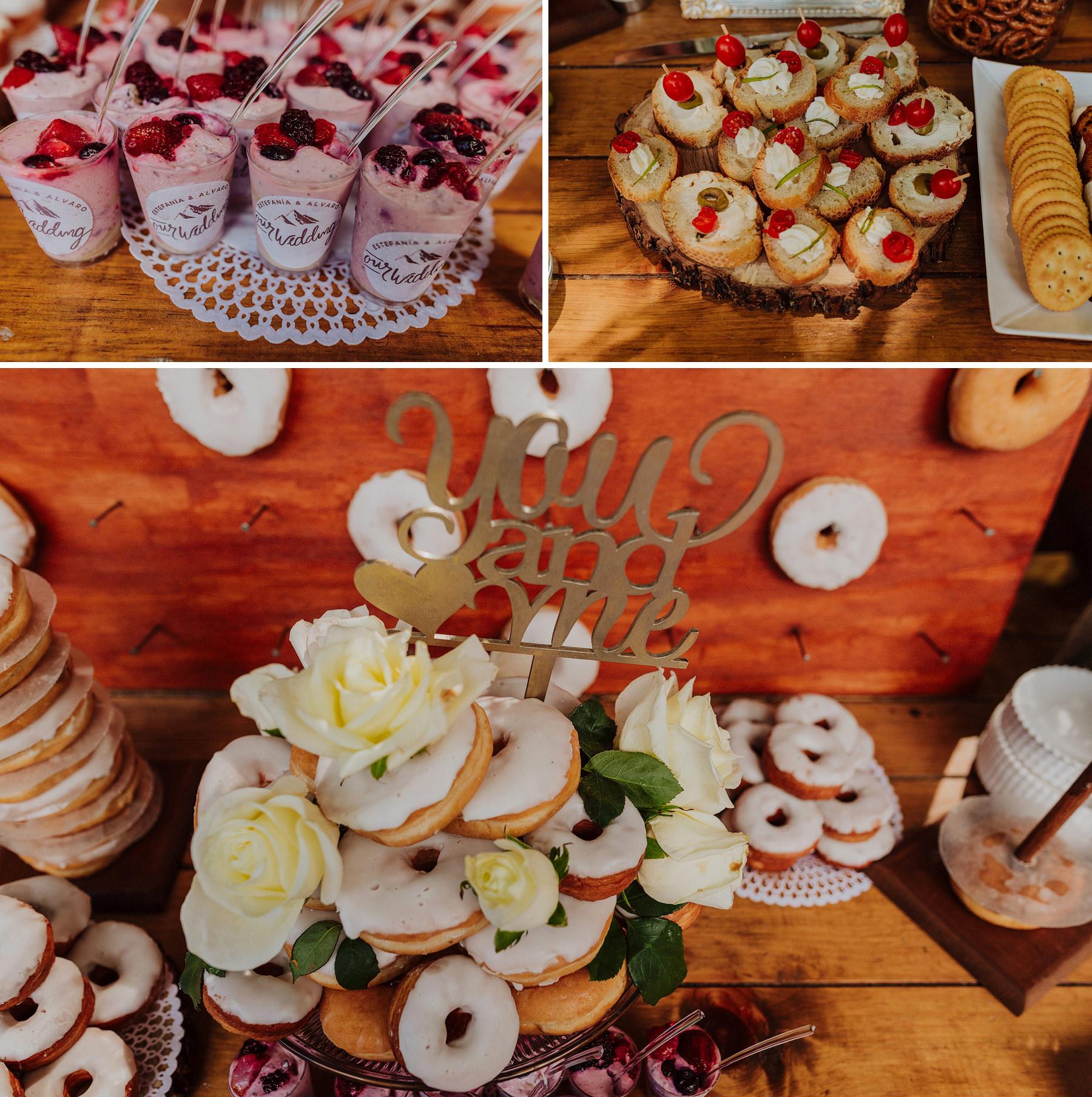 monterrey rustic wedding
